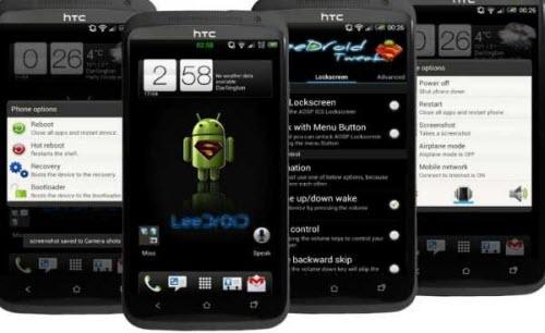 Прошивка на телефон HTC One V скачать