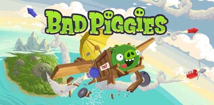 Bad Piggies андроид апк
