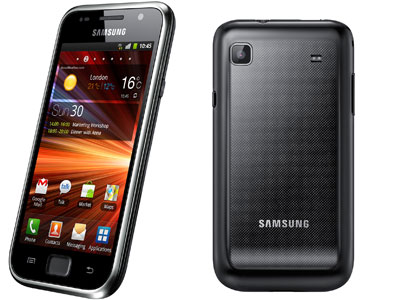 Samsung-Galaxy-S-Plus ICS
