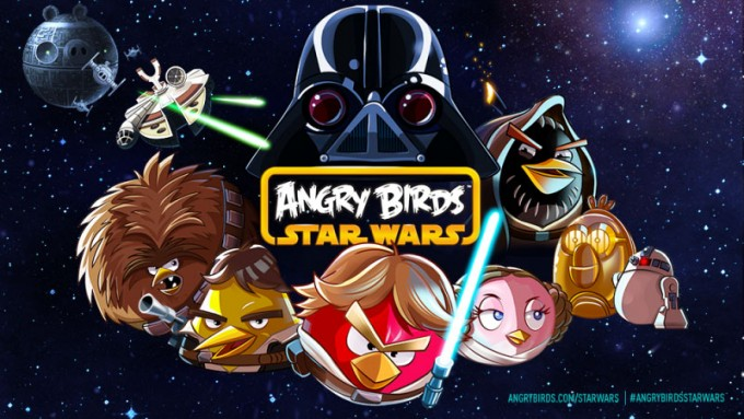 angry birds starwars андроид