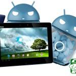 Install AOKP Milestone 6 Custom ROM на HTC Desire