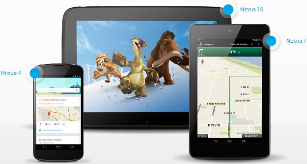 Google-Nexus-Series