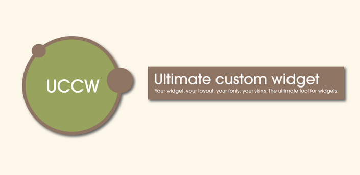 Ultimate custom widget  android apk