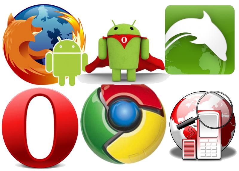 Лучшие Android браузеры 2012