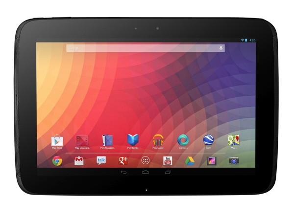 Новый Nexus 10 - улучшенный и обновленный дестидюймовик от Google