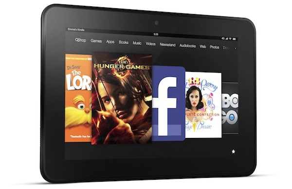 Обзор Kindle Fire HD