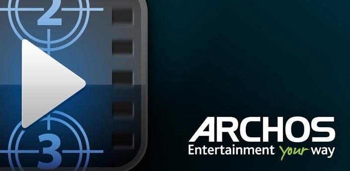 Archos выпустили видео плеер на Google Play