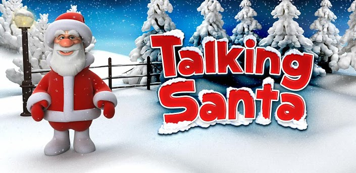 Talking Santa android