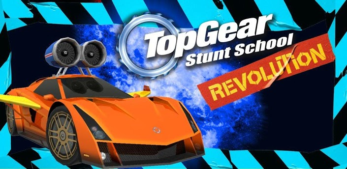 Top Gear Stunt School Revolution
