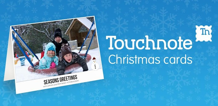 Touchnote Christmas Edition