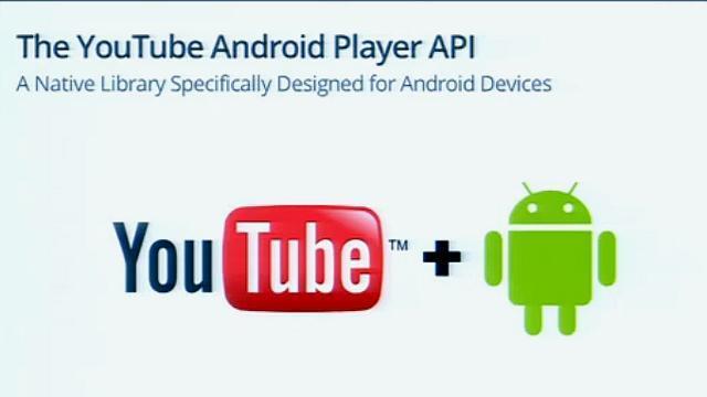 Youtube Player API доступны всем желающим