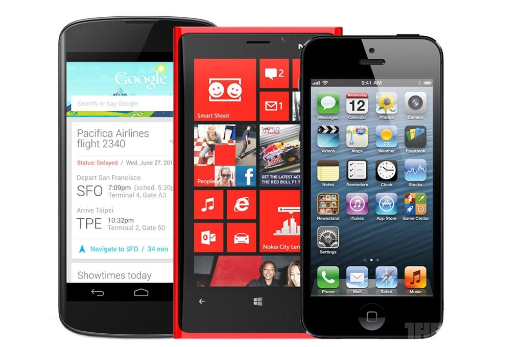 сравнение лучших смартфонов