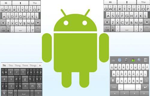 Альтернативные клавиатуры для Android