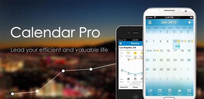 Ваш ежедневник, ту-ду лист, прогноз погоды и гороскоп для Android девайсов