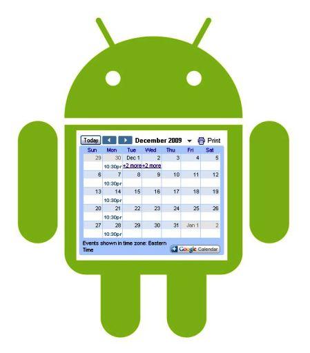 Лучшие Android календари