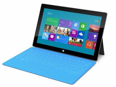 Немного фактов о Surface Pro - суперпланшете от Microsoft