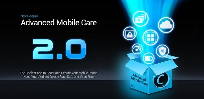 Теперь приложение Advanced Mobile Care заботится о вашем Android девайсе еще больше