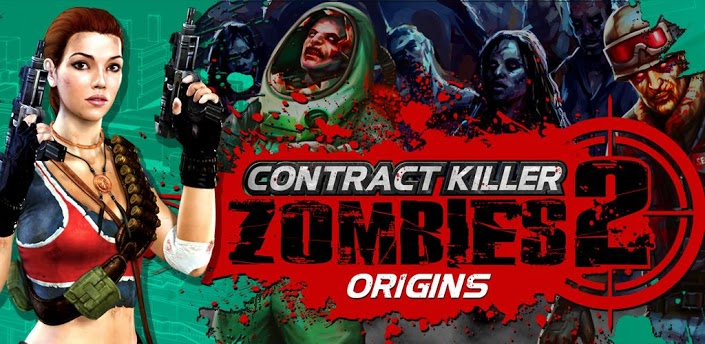 CONTRACT KILLER ZOMBIES 2 android