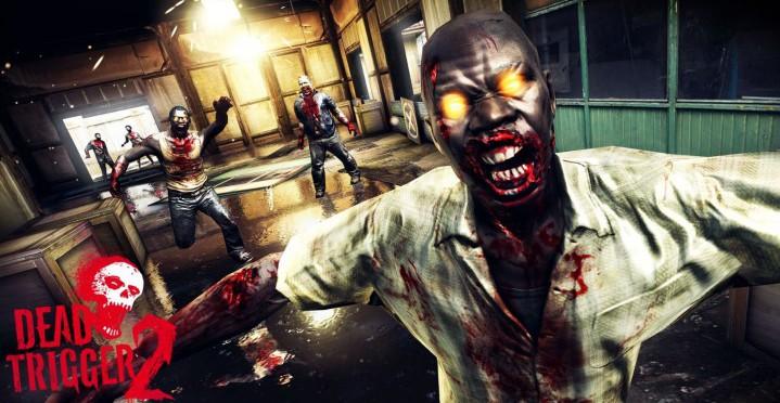 Dead Trigger 2 - война с ожившими мертвецами набирает новые обороты