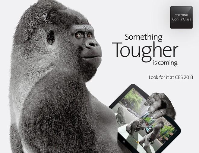 Gorilla Glass 3 от Corning будет представлено на CES