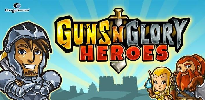 Guns'n'Glory Heroes Premium андроид апк