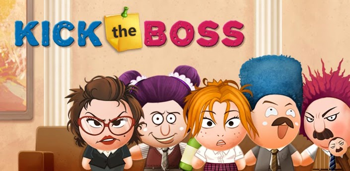 Kick the Boss android