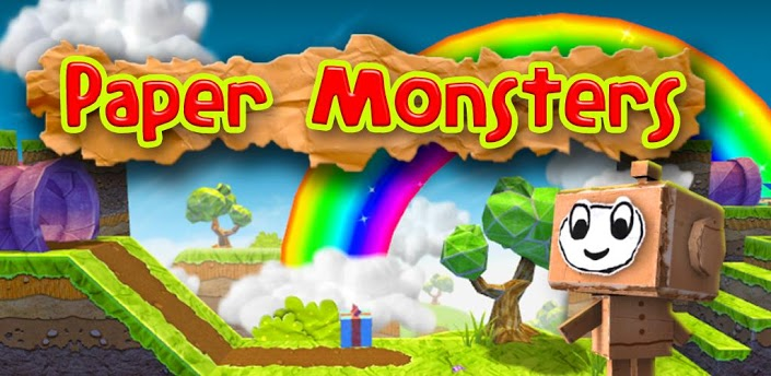 Paper Monsters android apk
