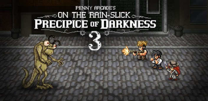 Penny Arcade's Rain-Slick 3 android