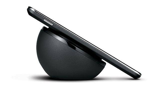 Samsung Galaxy S4 станет ли беспроводное зарядное устройство Qi реальностью