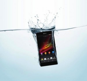 Sony Xperia Z был представлен общественности на CES 2013