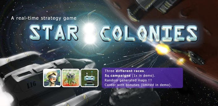 Игра космическая стратегия андроид
