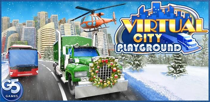 Виртуальный Город Playground  апк
