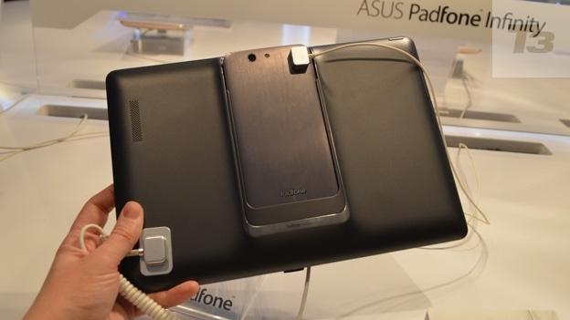 Краткий обзор ASUS Padfone Infinity