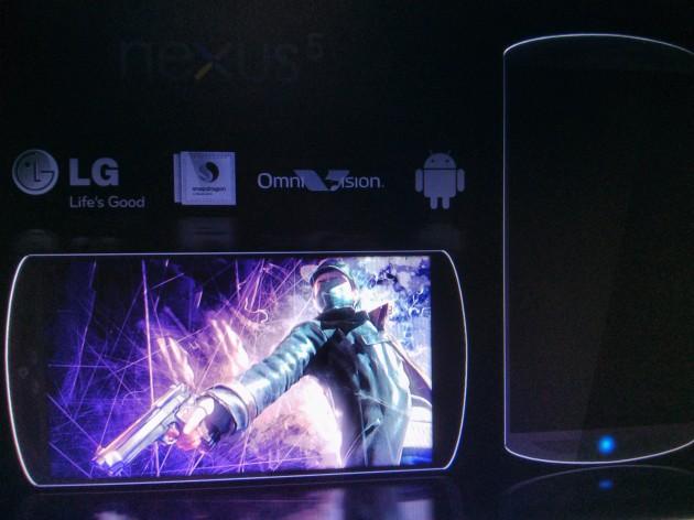 прототип Nexus 5 от LG