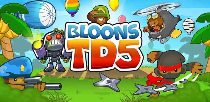 Bloons TD 5 android apk