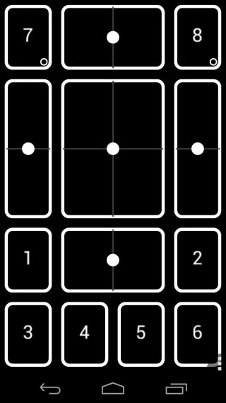 Joystick Layout 8
