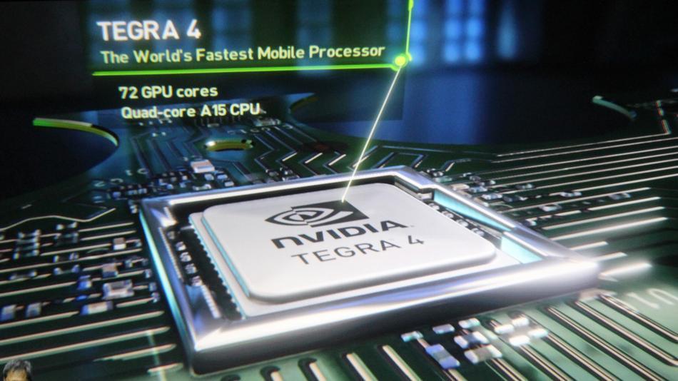 NVIDIA представили на MWC 6 оптимизированных под Tegra 4 игр