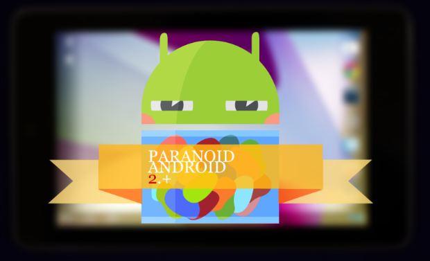 Ставим кастомный ROM Jelly Bean 4.2.2 ParanoidAndroid на Sony Xperia S