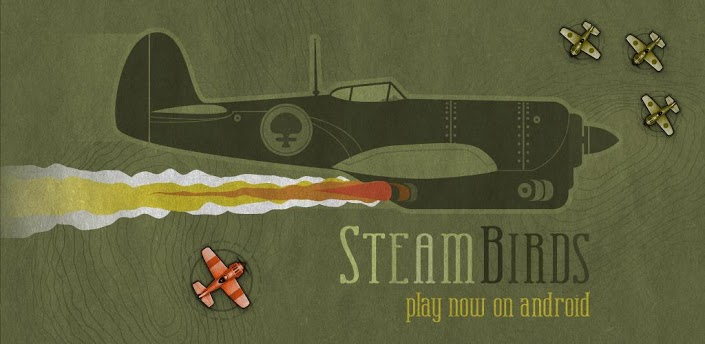 Steambirds android apk