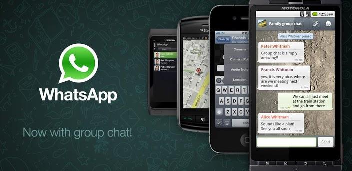 Android от А до Я: советы по использованию и полезные функции месенджера WhatsApp
