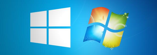 Настраиваем интерфейс Windows 7 на Восьмерке