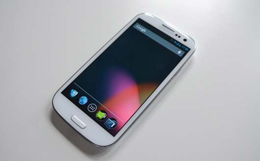 Стоковый Android  4.1 на Galaxy S3