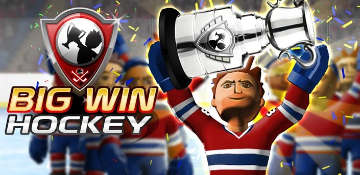 Big Win Hockey 2013 android apk