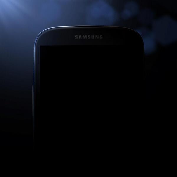 Samsung Galaxy S4 Twitter
