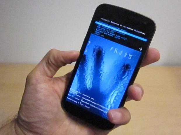 Замороженные Android смартфоны более уязвимы для взлома!