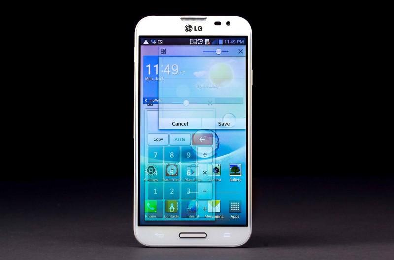 Небольшой обзор LG Optimus G Pro