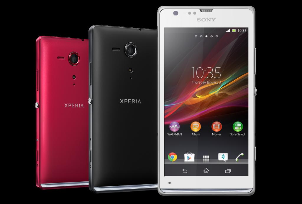 Небольшой обзор Sony Xperia SP
