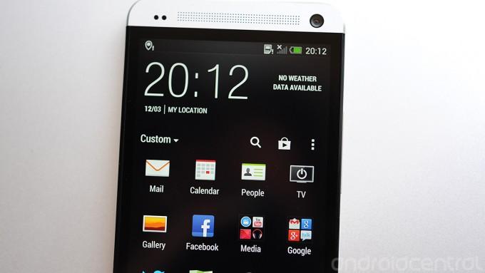 Обзор ящика приложений HTC Sense 5