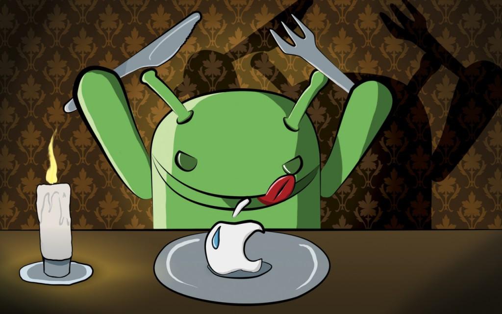 Android приложения более безопасны, чем iOS