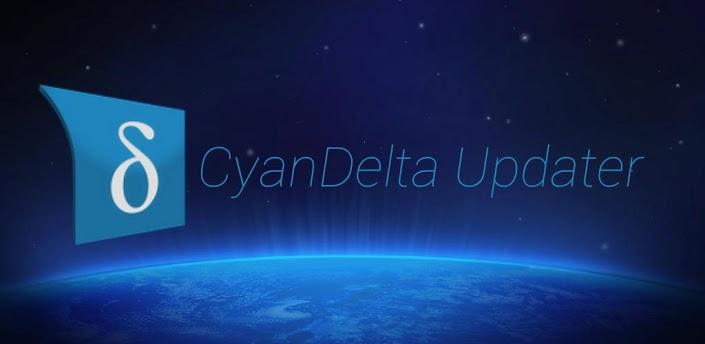 CyanDelta Updater устанавливайте ночные билды в два счета